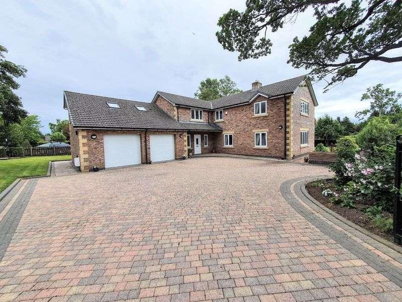 6 Bedrooms Property for sale in Aspen House, Harker Road Ends, Carlisle