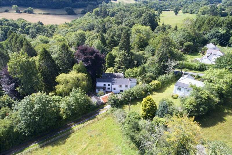 5 Bedrooms Detached House for sale in Killiow, Kea, Nr TRURO, Cornwall