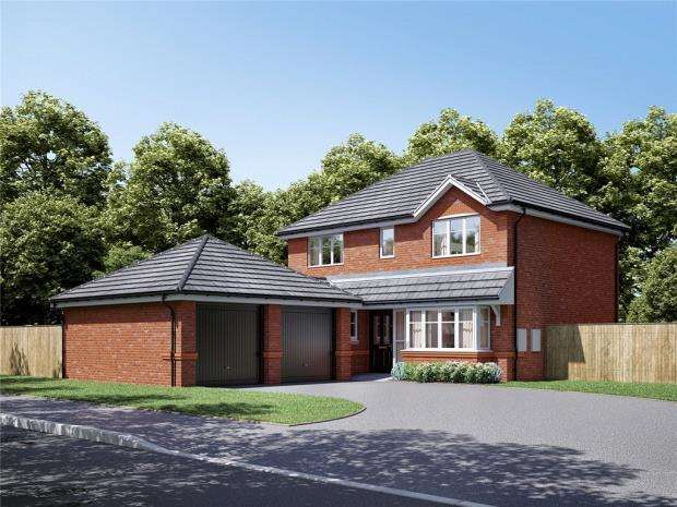 4 Bedrooms House for sale in Whalleys Road, Skelmersdale, Lancashire