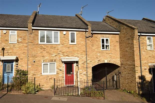 3 Bedrooms Terraced House for sale in 49a St Johns Road, Sevenoaks, Kent