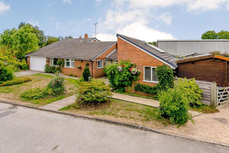 6 Bedrooms Detached House for sale in Longford, Ashbourne, Derbyshire