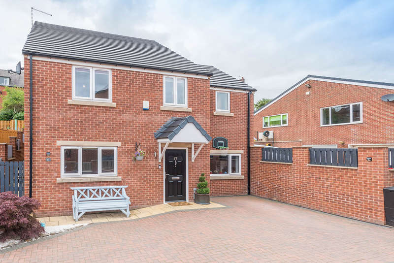 3 Bedrooms Detached House for sale in Cross Hill Close, Ecclesfield