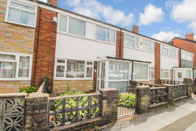 3 Bedrooms Terraced House for sale in Russell Street, Bolton