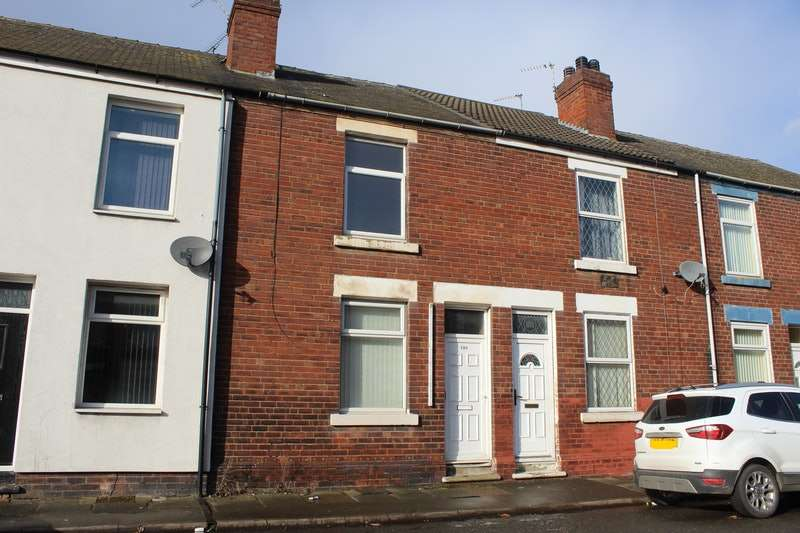 2 Bedrooms Terraced House for sale in Urban Road, Doncaster, South Yorkshire, DN4
