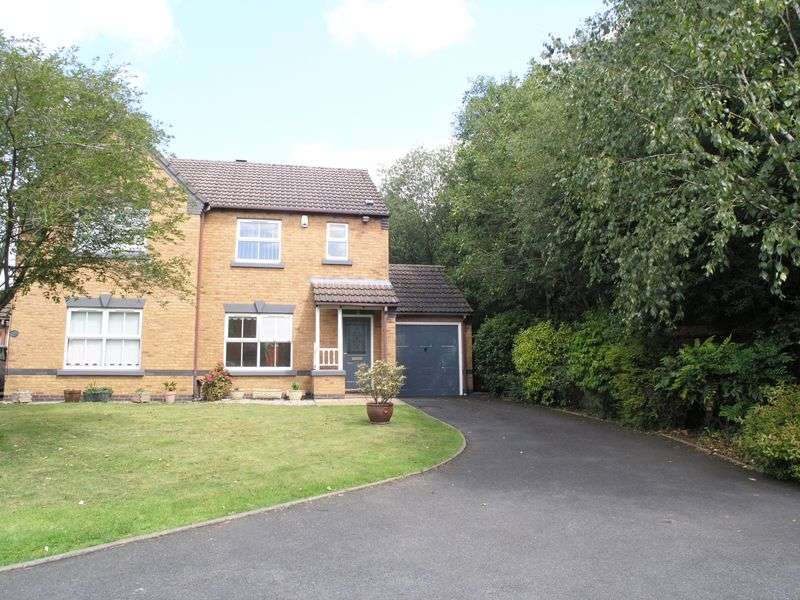 3 Bedrooms Property for sale in BRIERLEY HILL, CLOCKFIELDS, Orme Close