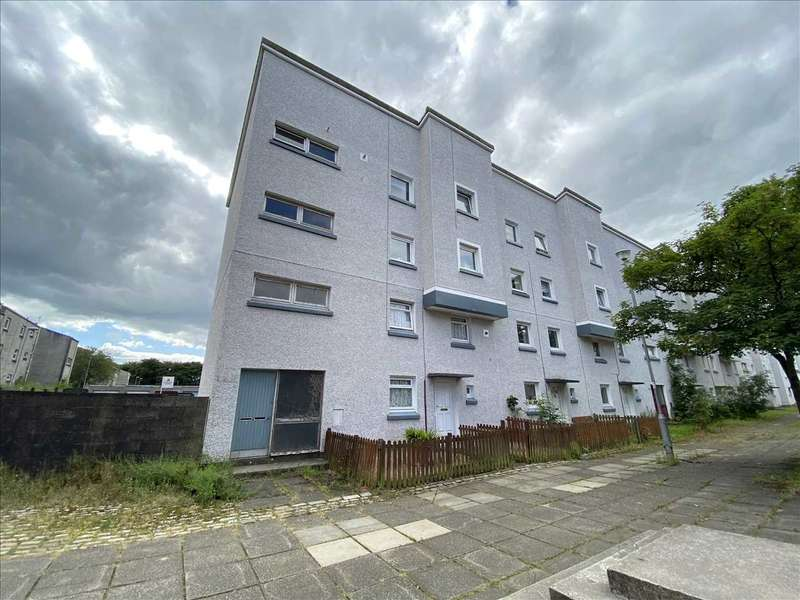 2 Bedrooms Apartment Flat for sale in Spruce Road, Cumbernauld