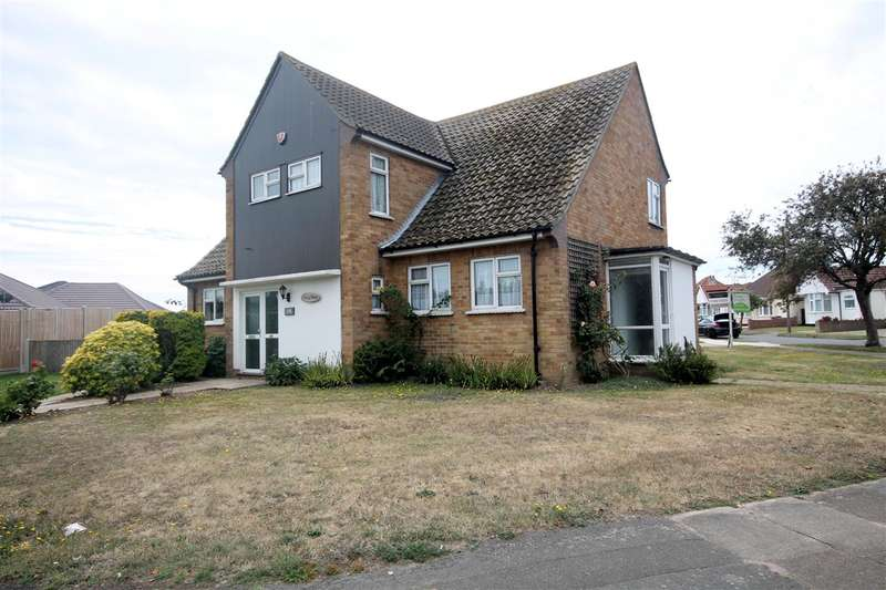 4 Bedrooms Detached House for sale in Frinton Road, Holland on Sea