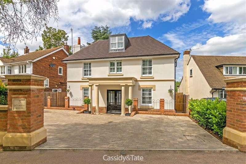 5 Bedrooms Property for sale in Marshalswick Lane, St Albans, Hertfordshire - AL1 4UR