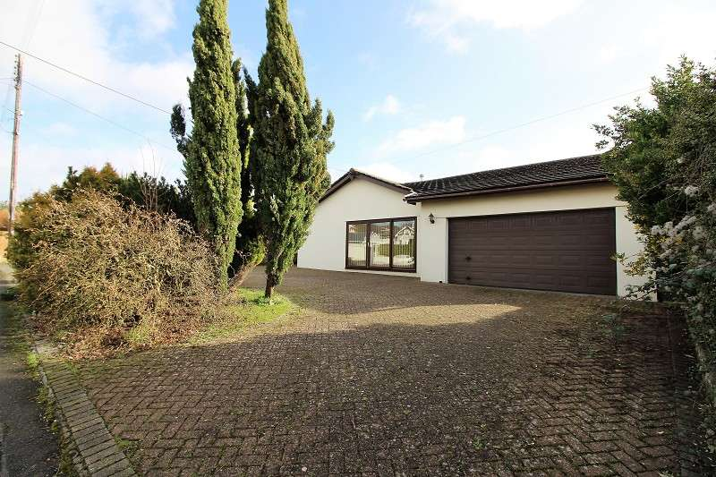 3 Bedrooms Detached Bungalow for sale in Main Road, Portskewett