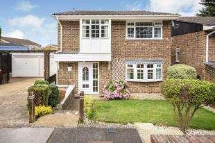4 Bedrooms Detached House for sale in Eastern View, Biggin Hill, Westerham, Kent