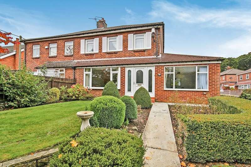 3 Bedrooms Semi Detached House for sale in Lintzford Road, Rowlands Gill, NE39