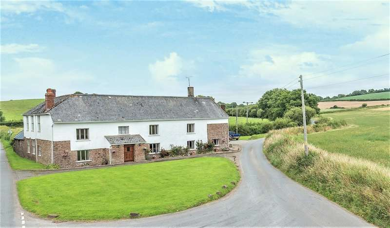 10 Bedrooms House for sale in Wembworthy