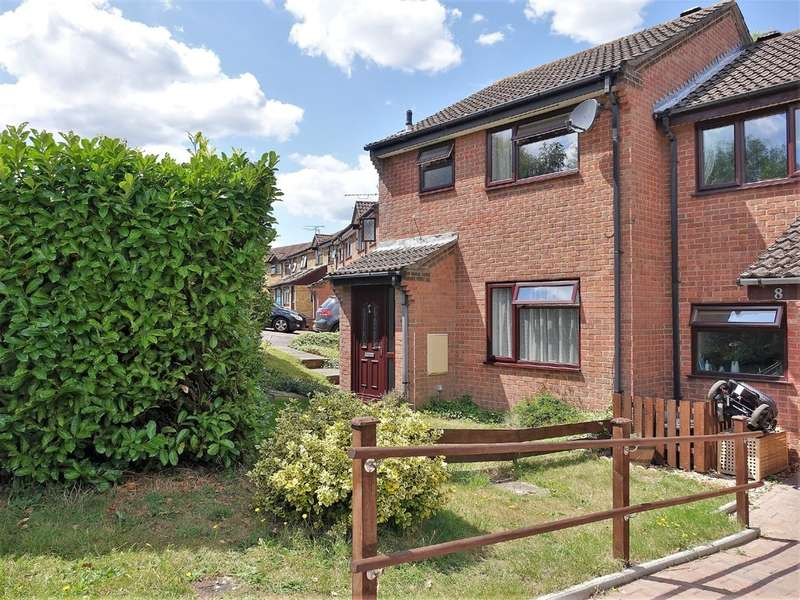 3 Bedrooms End Of Terrace House for sale in Brecon Close, Dibden Purlieu
