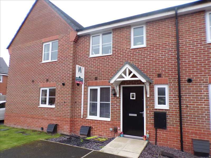 3 Bedrooms Terraced House for sale in Assembly Avenue, Leyland