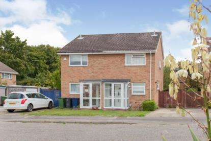 2 Bedrooms Semi Detached House for sale in Cambridge, Cambridgeshire