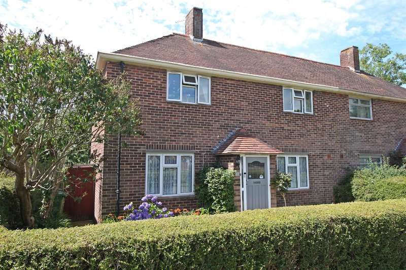 3 Bedrooms Semi Detached House for sale in St Edwards Road, Netley Abbey, Southampton, SO31 5FG