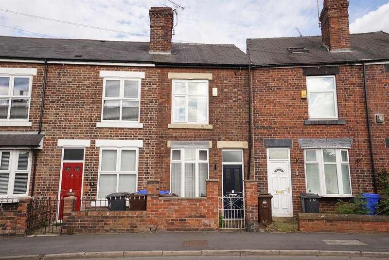 3 Bedrooms Terraced House for sale in Furnace Lane, Woodhouse Mill, Sheffield, S13 9XX