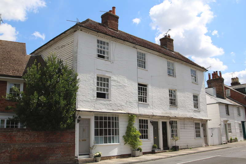 3 Bedrooms End Of Terrace House for sale in Smallhythe Road, Tenterden