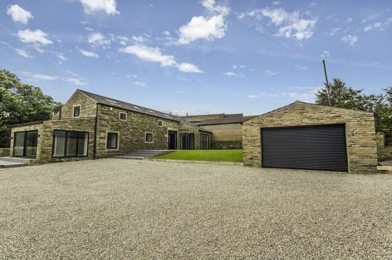 5 Bedrooms Unique Property for sale in Daisy Lee Lane, Hade Edge, Holmfirth