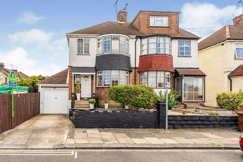 3 Bedrooms Semi Detached House for sale in St. Andrews Road, Gillingham, Kent, ME7
