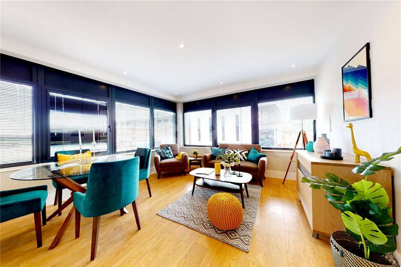 2 Bedrooms Flat for sale in 111-125 Shenley Road, Borehamwood, Hertfordshire
