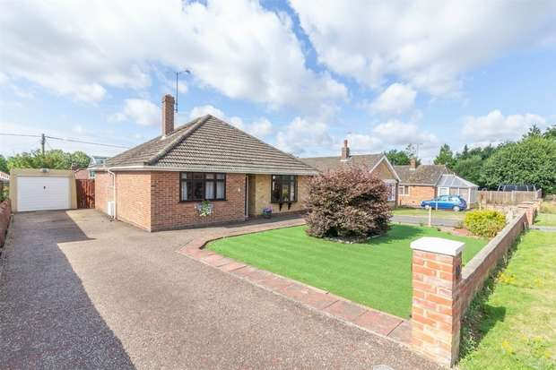2 Bedrooms Detached Bungalow for sale in Fakenham