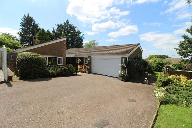 5 Bedrooms Detached Bungalow for sale in Holts Green, Great Brickhill, MILTON KEYNES, Buckinghamshire