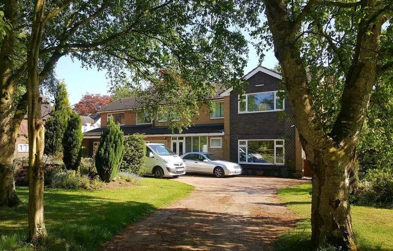 6 Bedrooms House for sale in Church Lane, Mavesyn Ridware, Rugeley, Staffordshire