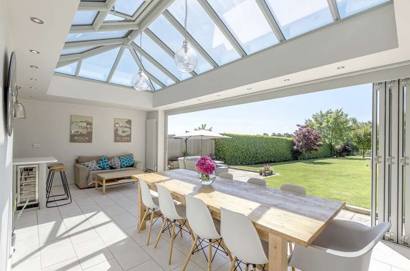 4 Bedrooms Detached House for sale in Leigh Street, Leigh Upon Mendip