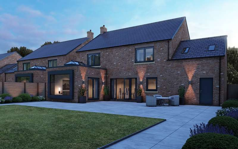 4 Bedrooms Detached House for sale in Mulberry Mews, Wetheral, Carlisle, CA4