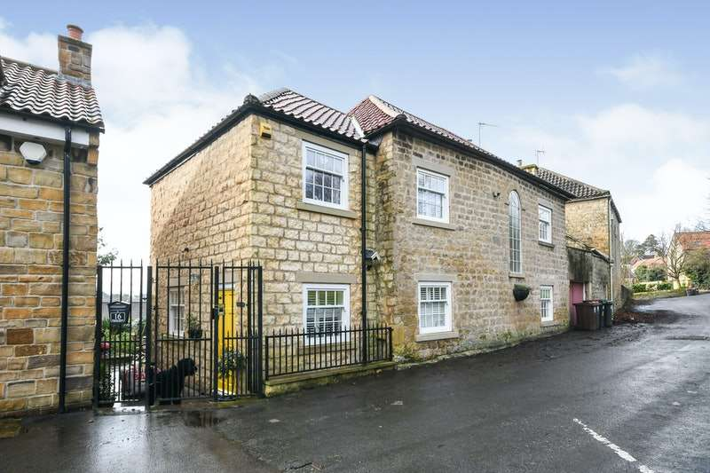 4 Bedrooms Detached House for sale in Main Street, Sheffield, South Yorkshire, S25
