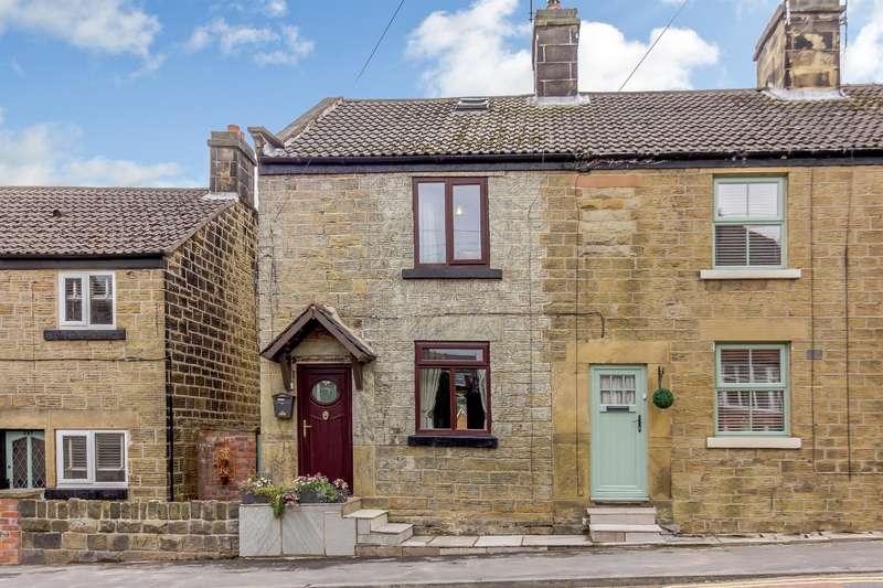 2 Bedrooms End Of Terrace House for sale in Burncross Road, Chapeltown, Sheffield, S35 1SB