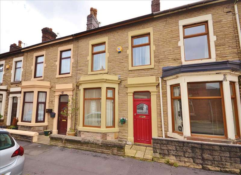 3 Bedrooms Terraced House for sale in Westminster Road, Chorley