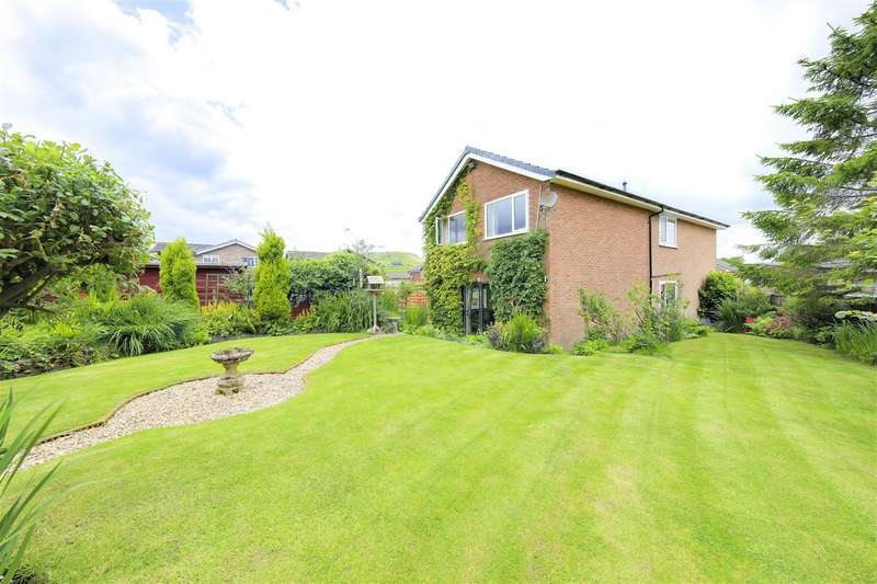 5 Bedrooms Detached House for sale in Curven Edge, Helmshore, Rossendale