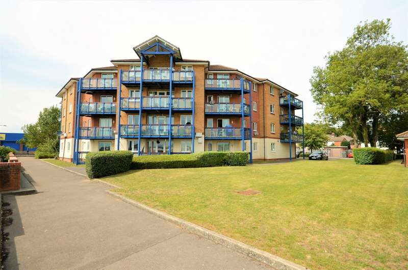 2 Bedrooms Flat for sale in Quayside Road, Southampton, SO18