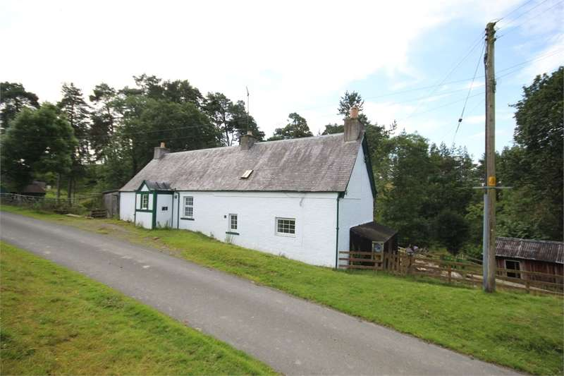 4 Bedrooms Cottage House for sale in Woodburn Farm Cottages, Roberton, Hawick, Scottish Borders