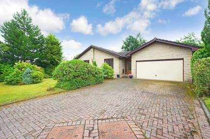 3 Bedrooms Bungalow for sale in Deanston Gardens, Doune