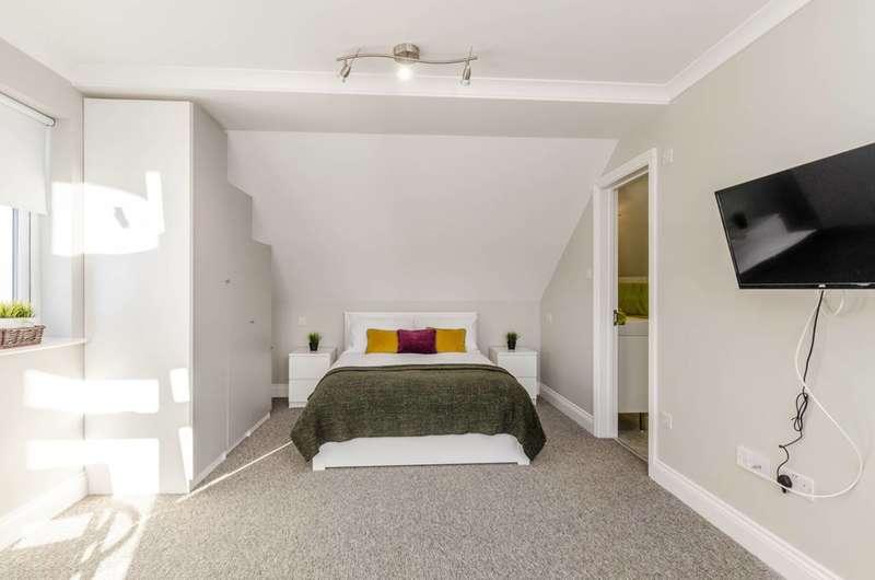 Studio Flat for rent in Pinner Road, Harrow, HA1