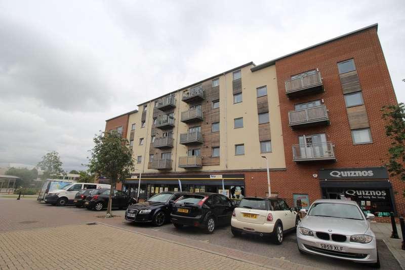 2 Bedrooms Apartment Flat for sale in Homberg House, Telford Square, Dartford, Kent, DA1
