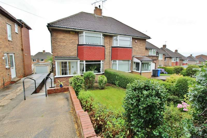3 Bedrooms Semi Detached House for sale in Shirecliffe Road, SHEFFIELD, South Yorkshire