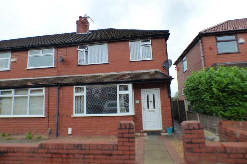 3 Bedrooms Terraced House for sale in Boundary Park Road, Oldham, Greater Manchester, OL1