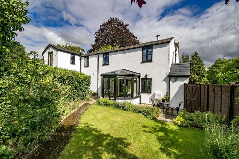 3 Bedrooms End Of Terrace House for sale in Church Croft Cottage, Church Lane, Streatley, Reading, RG8