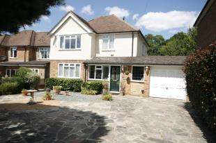 3 Bedrooms Detached House for sale in The Ruffetts, Ballards Farm, South Croydon, Surrey