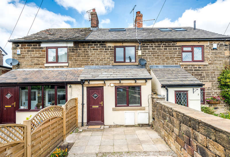 2 Bedrooms Cottage House for sale in Carr Lane, Dronfield Woodhouse
