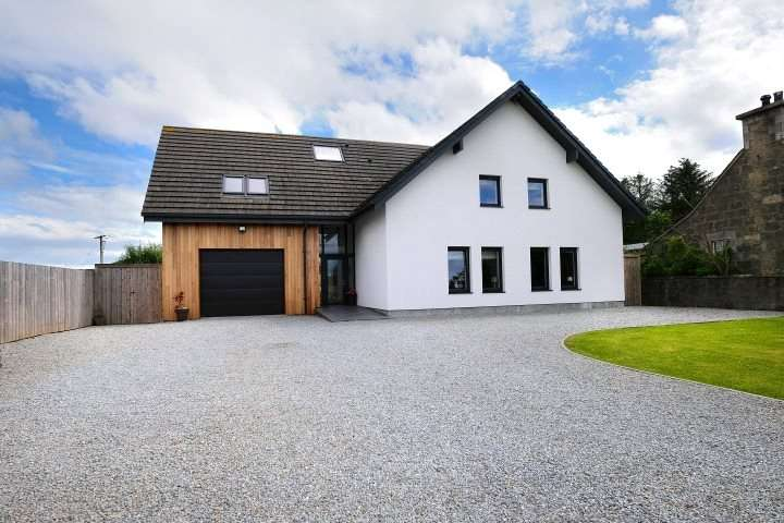 4 Bedrooms Detached House for sale in Cedar Lodge, Mulben, Keith, Moray, AB55