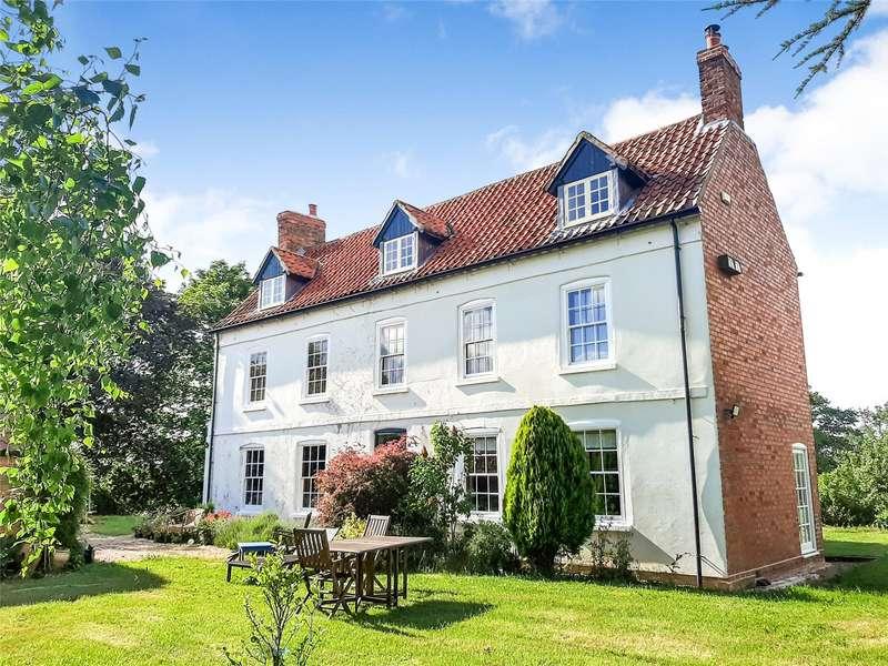 5 Bedrooms Detached House for sale in Denton Lane, Casthorpe, Grantham, Lincolnshire, NG32
