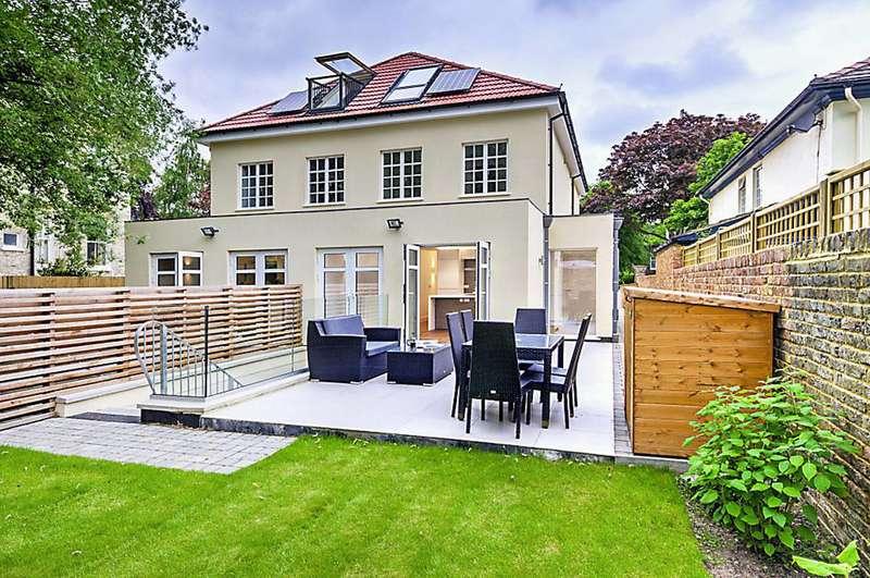 5 Bedrooms Semi Detached House for sale in Arlington Road, St Margarets, TW1