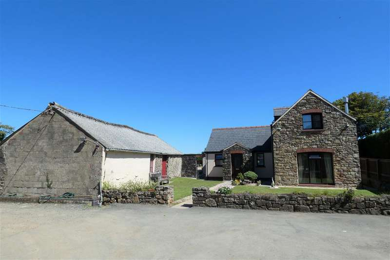 3 Bedrooms Smallholding Commercial for sale in North Tenement Farm, Dredgeman Hill, Haverfordwest