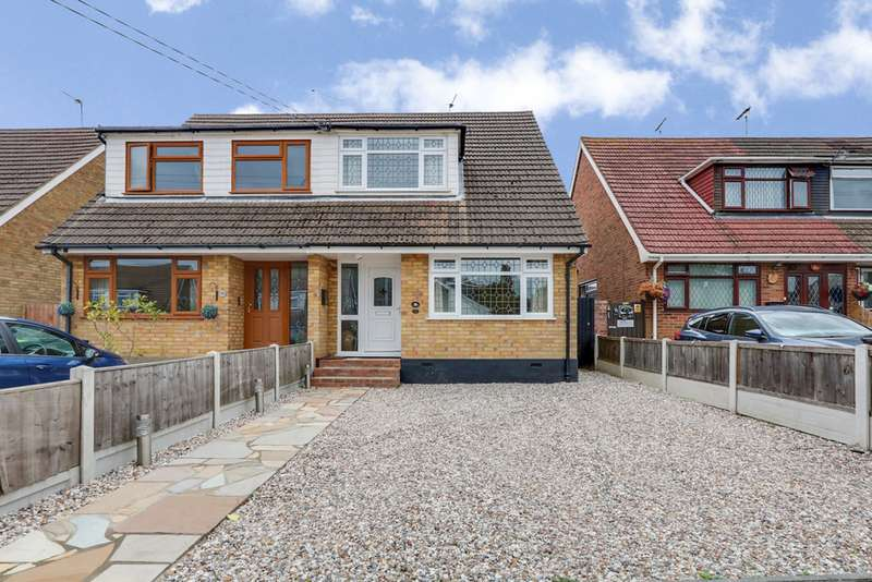 Property for sale in Victor Gardens, Hockley SS5