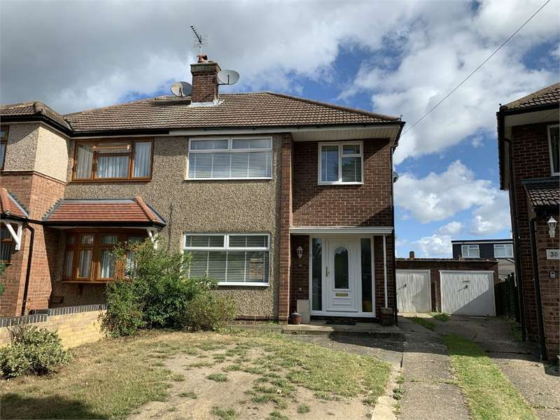3 Bedrooms Semi Detached House for rent in Long Moor, Cheshunt, Hertfordshire